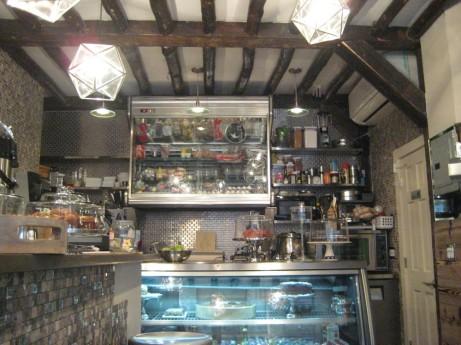 Mini Bar Interior
