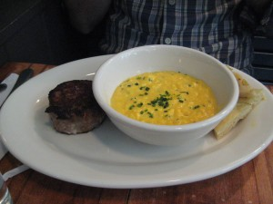 Slow-whisked Scrambled Eggs @ Northern Spy Food Co.