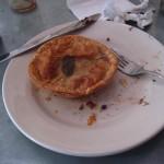 Pork & Sage Pie @ Tuck Shop