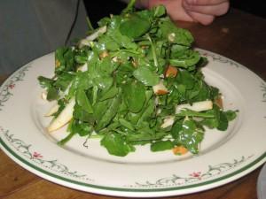 Salad at Gemma