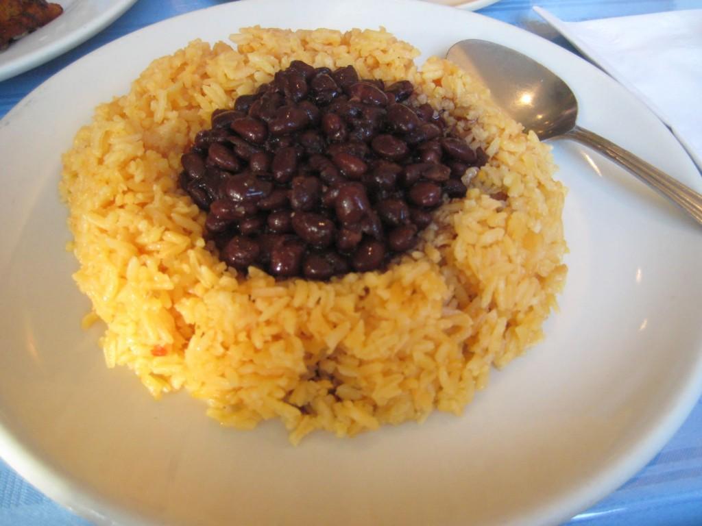 Rice & Beans @ Casa Adela