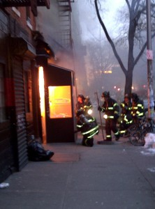 Fire Ravages 6th Street Kitchen
