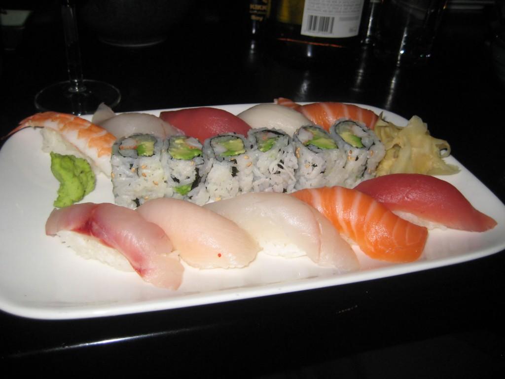Sushi @ Fu Sushi