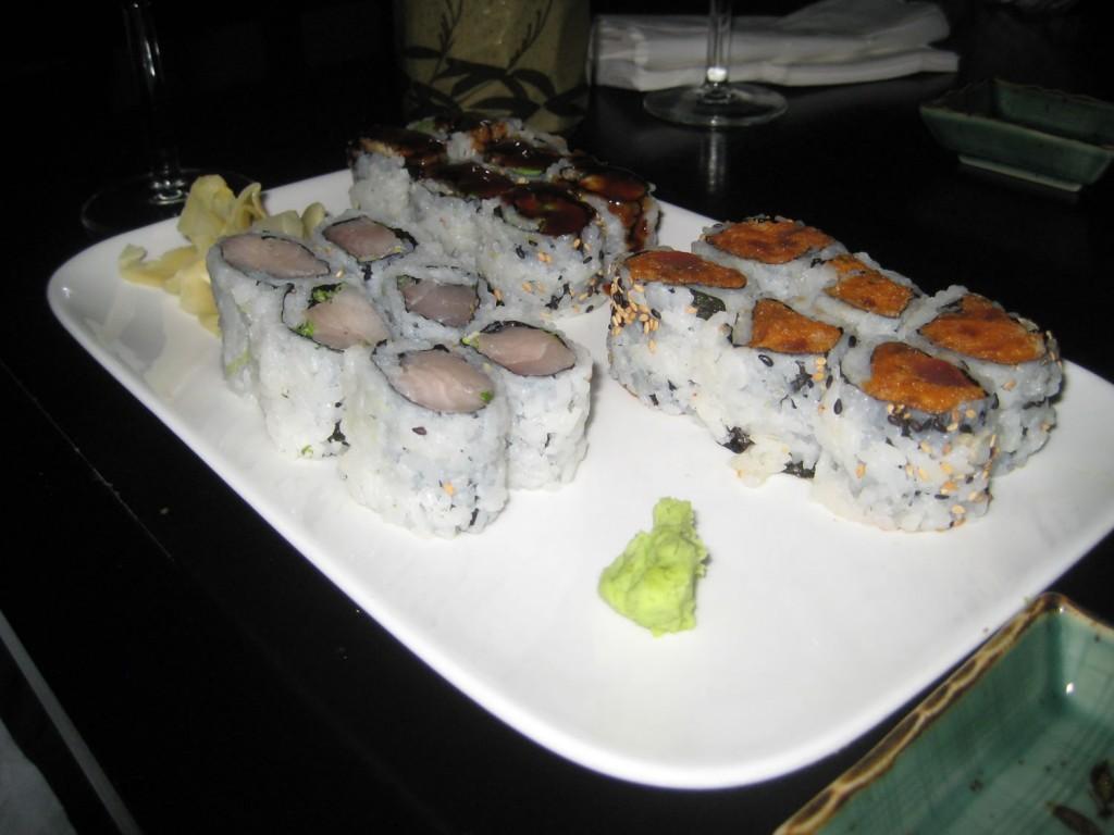 Sushi Rolls @ Fu Sushi