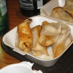 Dumplings at Vanessa's Dumpling House