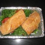 Roast Chicken Sandwich from Frank Restaurant