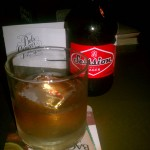 Session Lager & whiskey @ Idle Hands Bar NYC