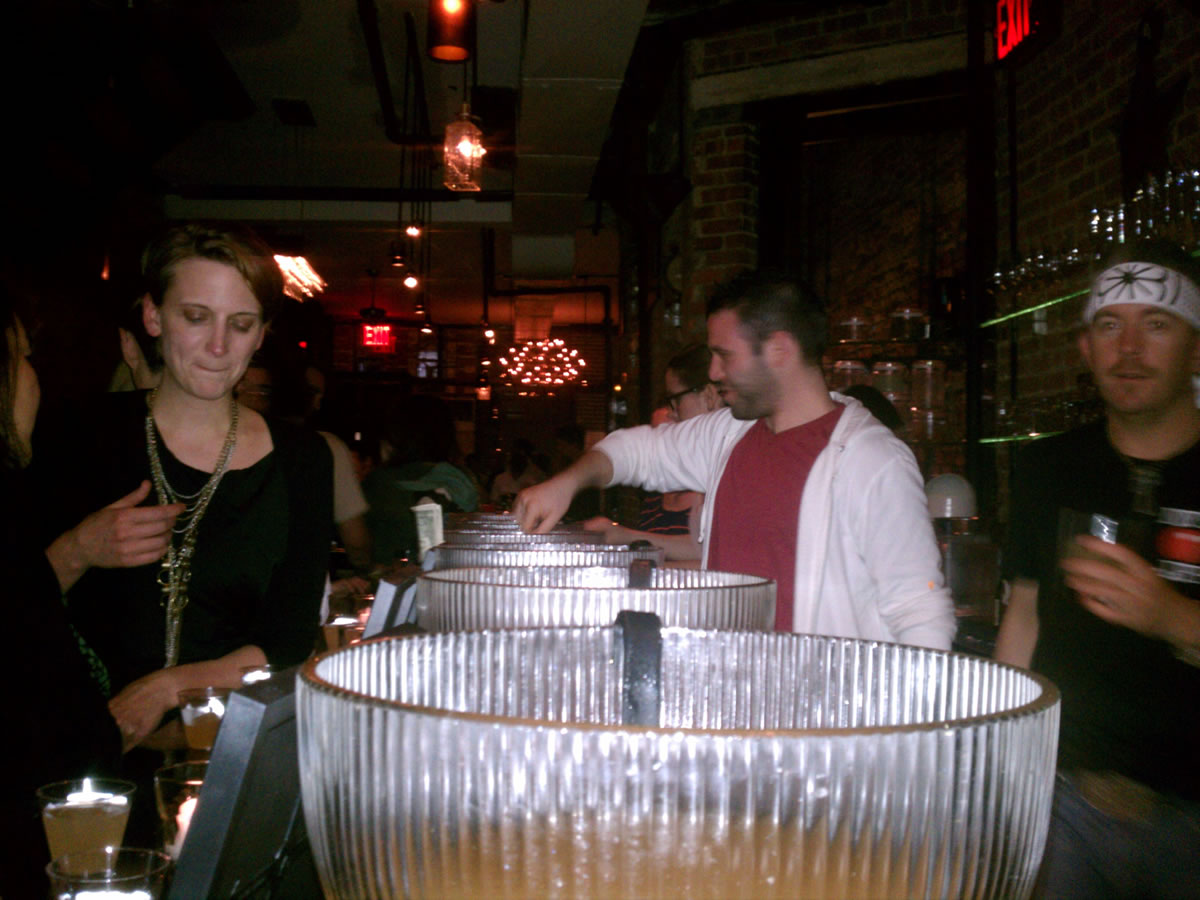 New York Loves Japan at The Summit Bar, NYC