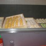 Freshly Made Dumplings
