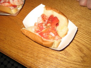 Luke's Lobster Lobster Roll