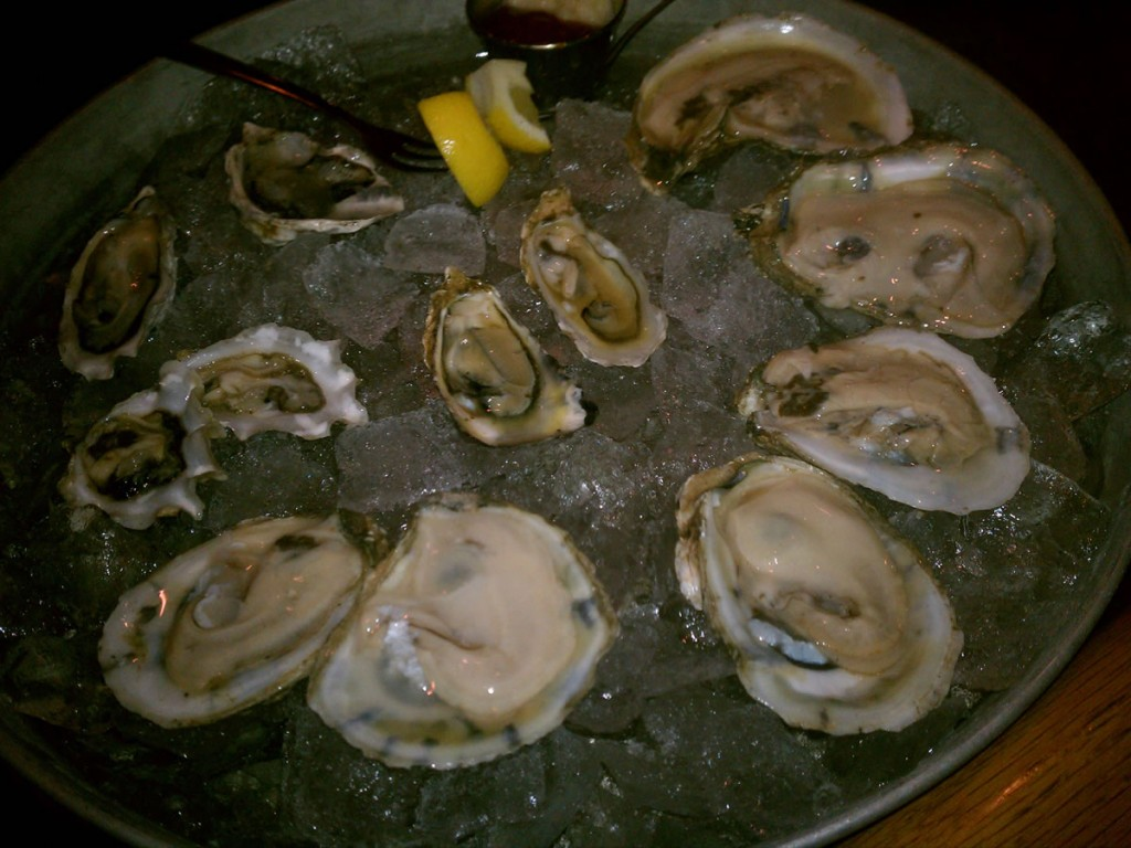 East & West Coast Oysters