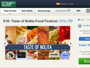 Taste Of Nolita