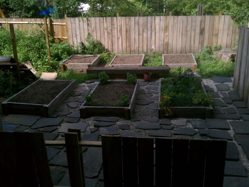 Goat Town Herb Garden