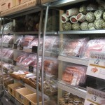 Meat Section at Eataly