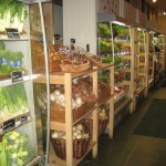 Vegetables at Eataly