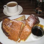 Vanilla Bean French Toast