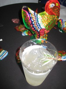 Drinks & Chocolate at Turkey Leg Ball 2010
