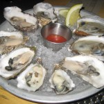 Oysters at Upstate