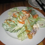 Romaine Wedge with Bacon Buttermilk Dressing @ The Brooklyn Star