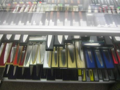 Knives @ J. B. Prince Company