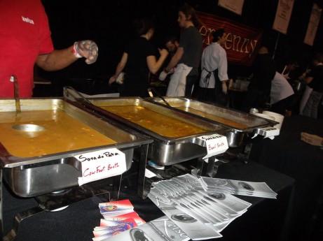 Kelso's Sopa de Pata @ Choice Eats 2012