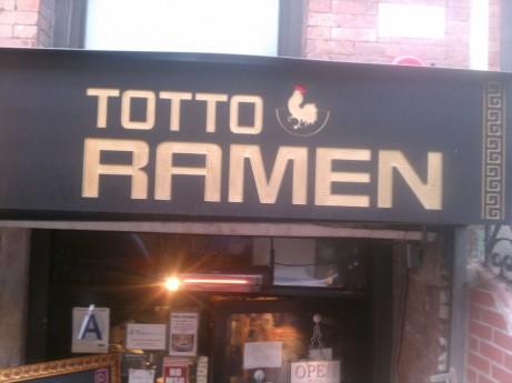 Totto Ramen