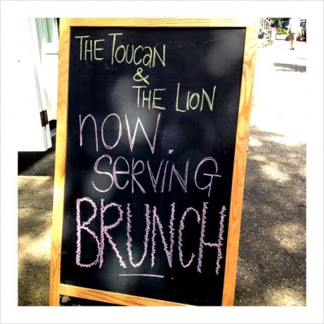 Toucan & The Lion Brunch