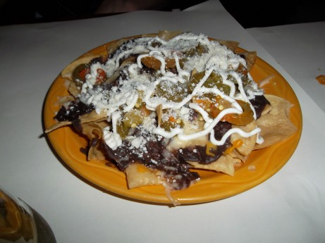 Nachos at Pedro's