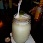 Frozen Margarita at Cowgirl Sea-Horse