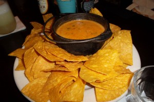 Chili Con Queso at Cowgirl Sea-Horse