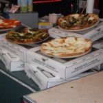 Rubirosa Pizza at Feast of San Gennaro