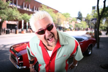 Guy Fieri: Douchebag