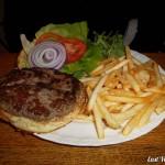 Sirloin Beef Burger @ Saint Dymphna's