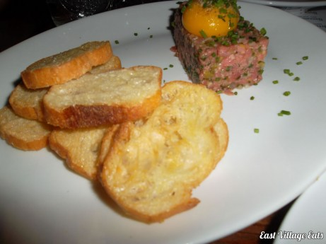 Steak Tartare @ Boulton & Watt