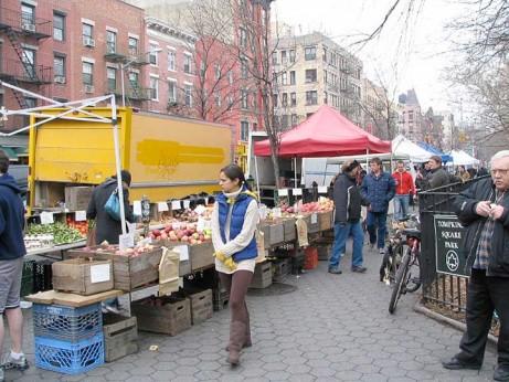 Tompkins Square Park Farmers Market